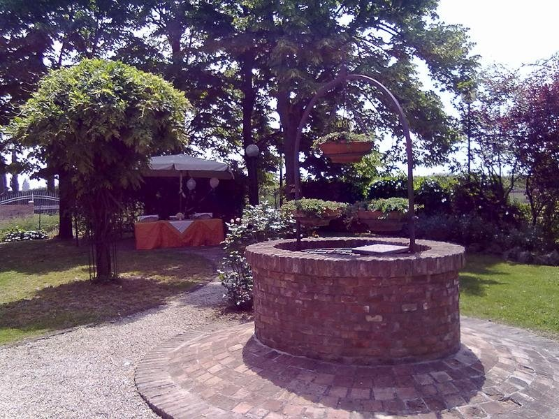 Parco delle rose - La stalla