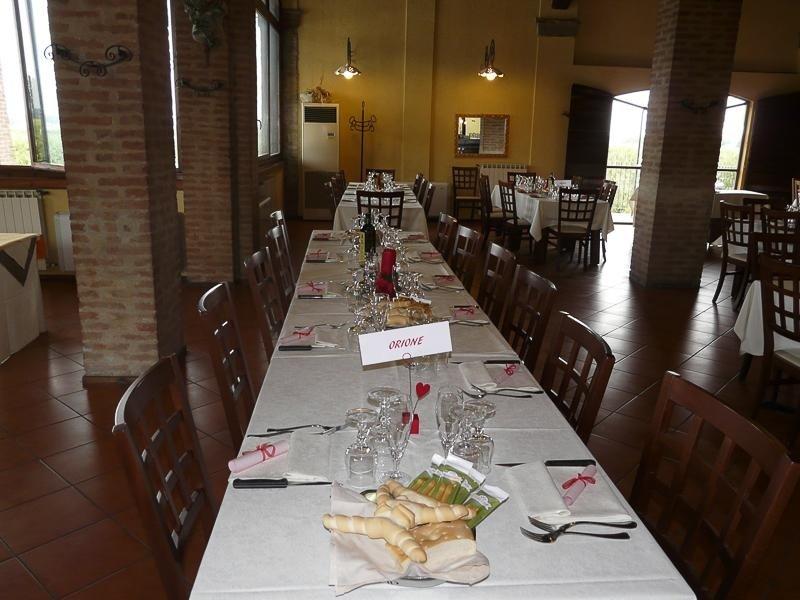 Ricevimento matrimoni - Ristorante Pizzeria LA STALLA