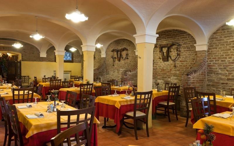 Seafood restaurant Marechiaro - Ferarra