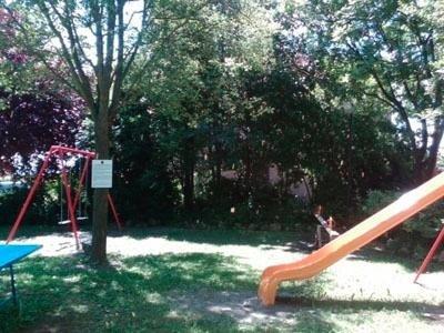 Outdoor area for children - La Stalla