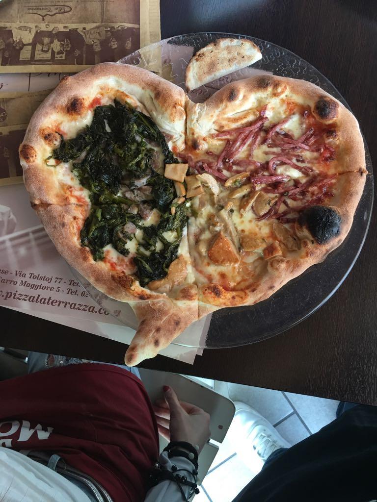 Calzoni fritti | Mediglia | San Giuliano Milanese | Pizzeria La Terrazza