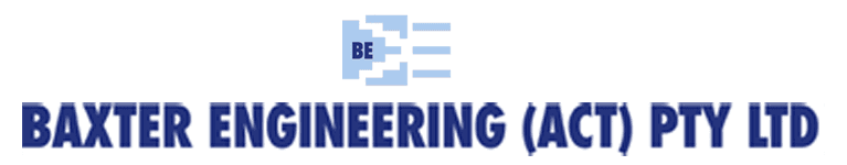 baxter engineering logo