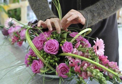 Addobbi floreali e corone