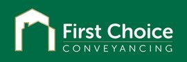 first choice conveyancing business logo