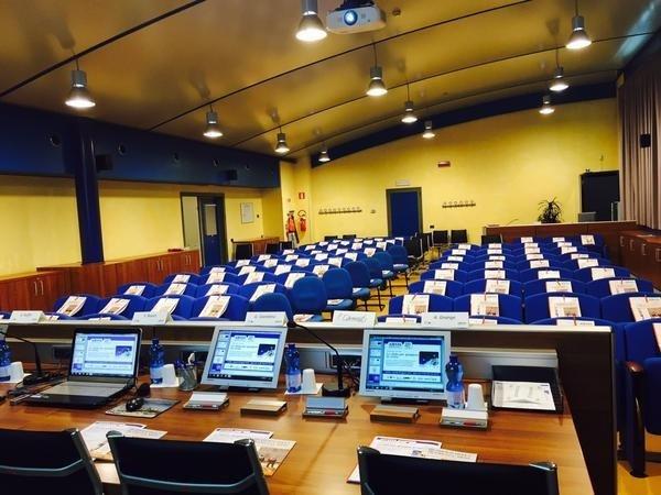 sala seminario