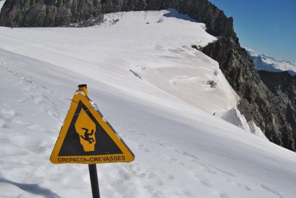 pericoli in montagna