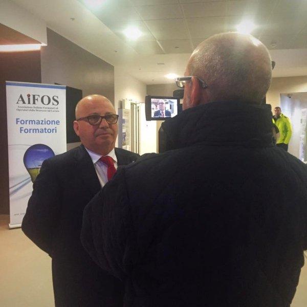 intervista al vicepresidente AiFOS