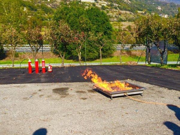 corso antincendio