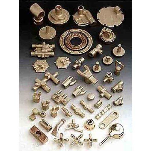 pezzi prodotti dalla stamperia a caldo