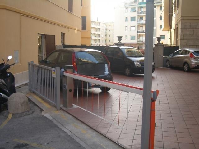 Barriere automatiche genova