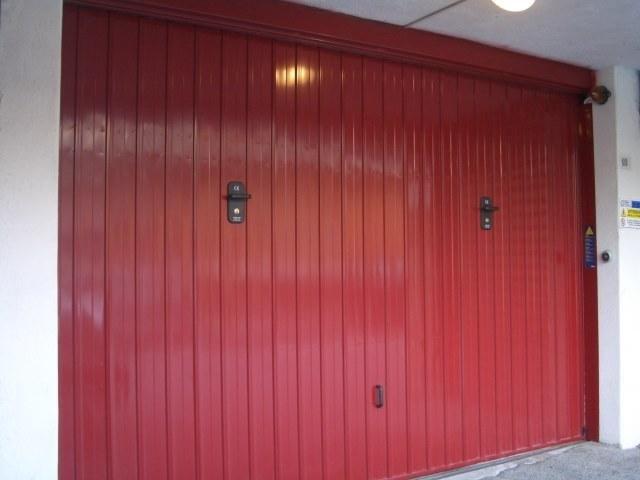 Porte basculanti box 2 motori genova