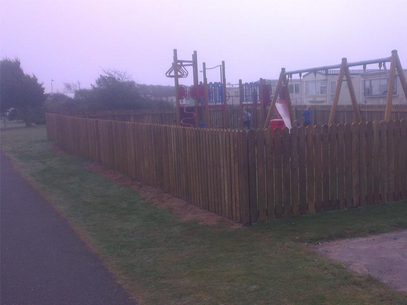 Fencing for properties