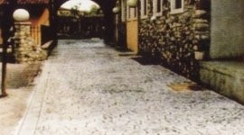 Viali in cemento