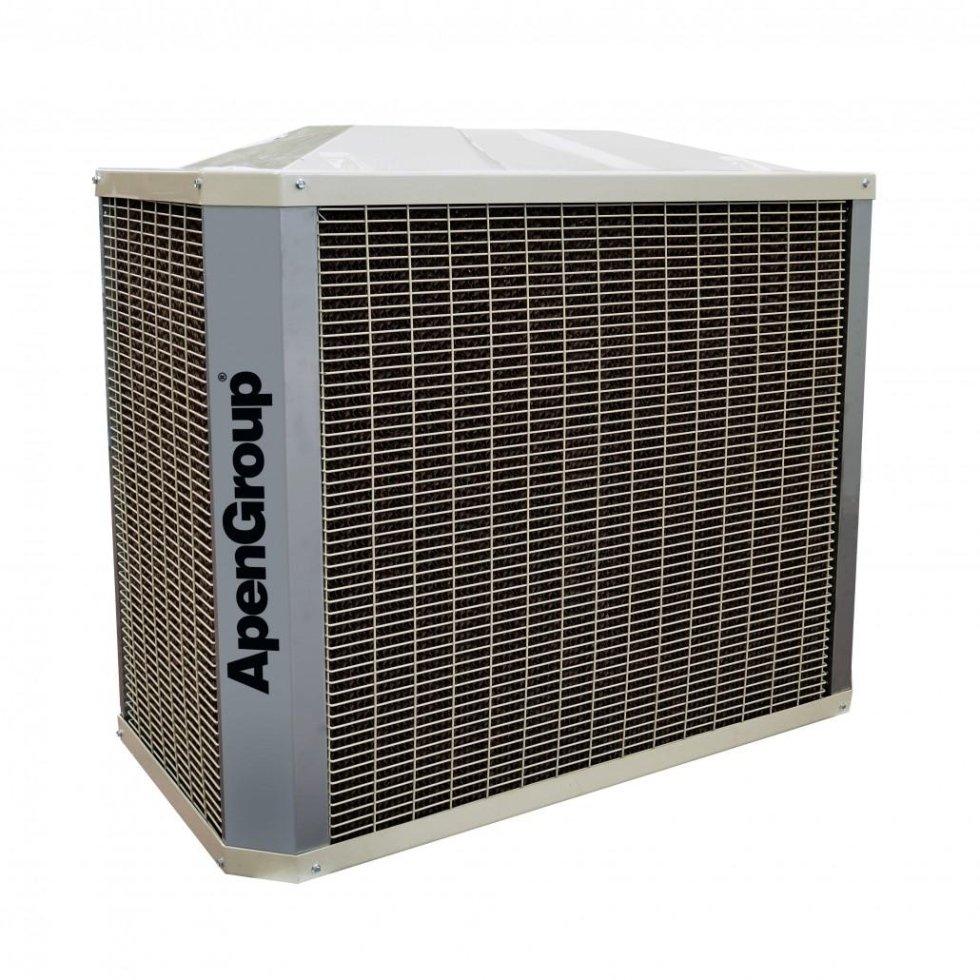 Apen Group - Sistema di raffrescamento evaporativo AirCooling da Termotecnica Monzese