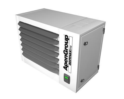 Apen Group - Generatore aria calda pensile serie Kondensa da Termotecnica Monzese