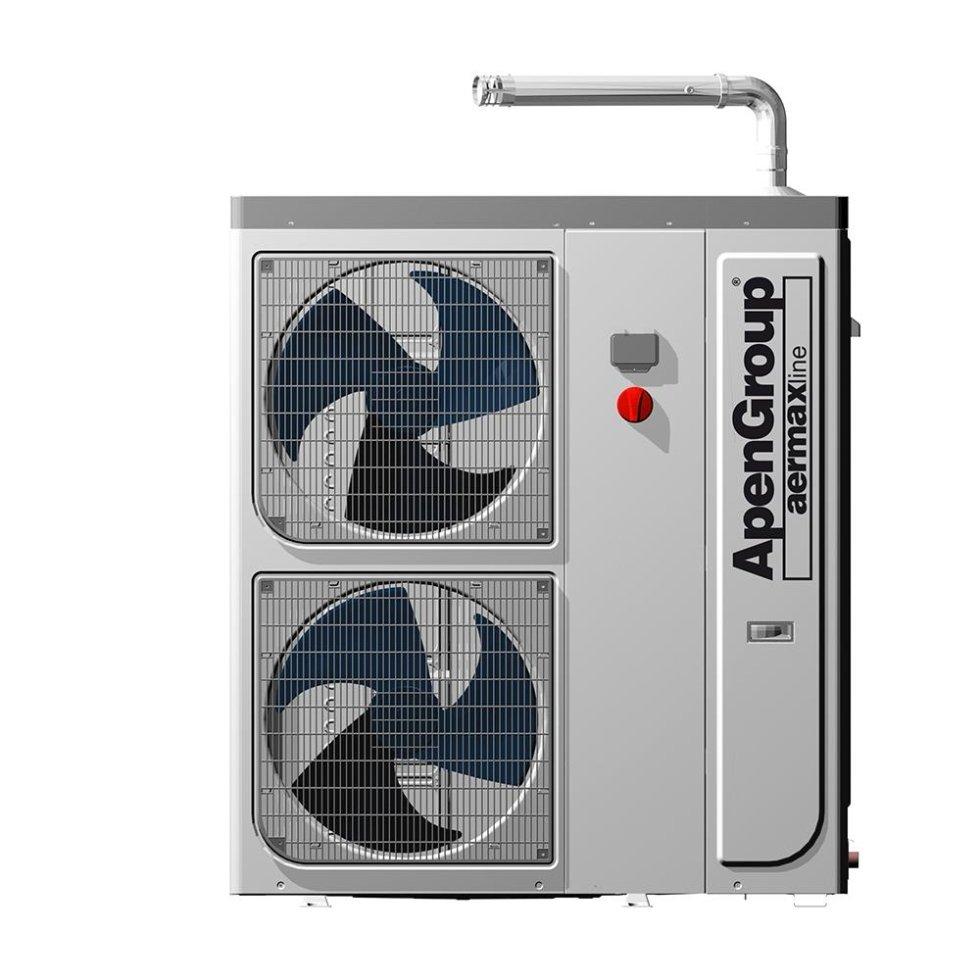 Apen Group - Climatizzatore ibrido con pompa di calore Aquapump Hybrid da Termotecnica Monzese