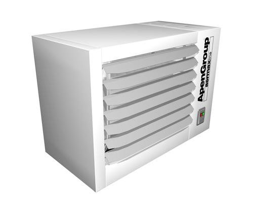 Apen Group - Generatore aria calda pensile serie Rapid da Termotecnica Monzese