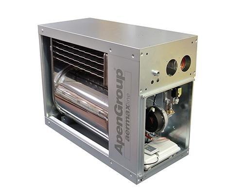 Apen Group - Generatore aria calda serie PCH da Termotecnica Monzese