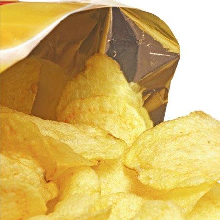 Borsa di patate fritte
