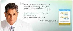Testimonial from an anti aging expert and author