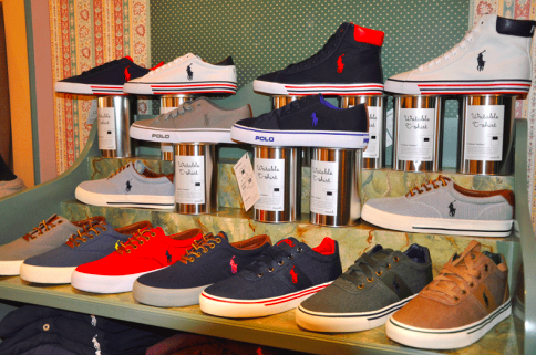 vendita scarpe da uomo