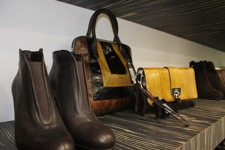 Borse scarpe e accessori alla Boutique Franca