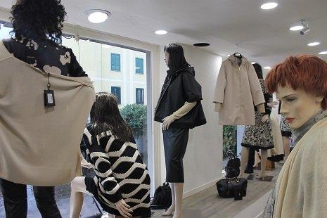 Cappotti e giacche alla Boutique Franca