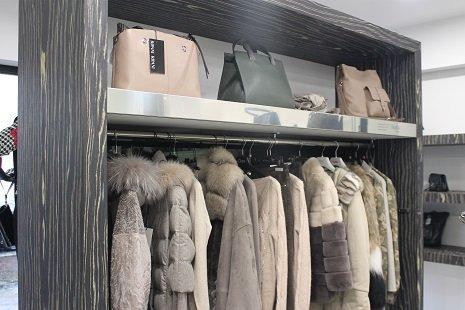 Giacche invernali alla Boutique Franca