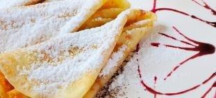 dolci e piatti speciali