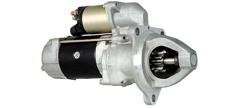 camex mechanical starter motor
