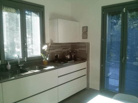 L'appartamento in villa