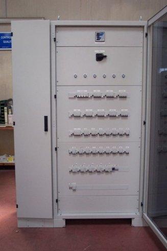 quadri elettrici di comando, quadri elettrici d controllo