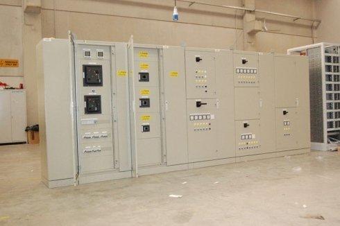 quadri d'automazione, rifasamento impianti elettrici