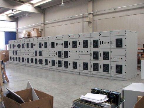 mpianti elettrici, quadri di comando