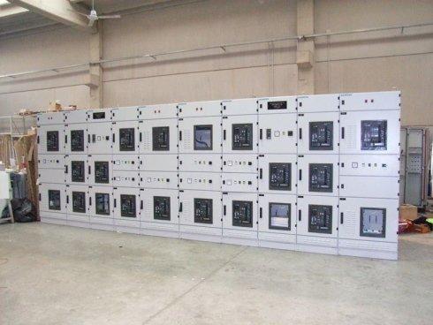 quadri di controllo, quadri di distribuzione