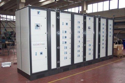 quadri elettrici di comando, quadri elettrici di controllo
