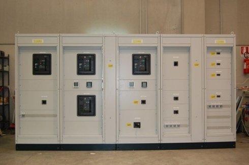 quadri elettrici di comando, quadri di controllo