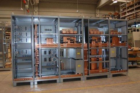 impianti elettrici, quadri di comando