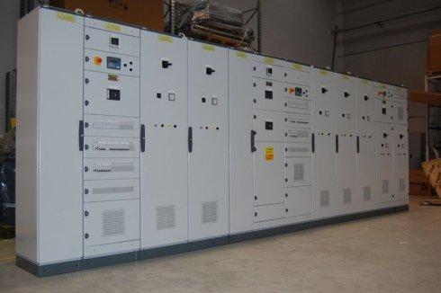 quadri elettrici, quadri elettrici di comando