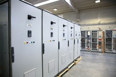 quadri elettrici, pannelli di comando