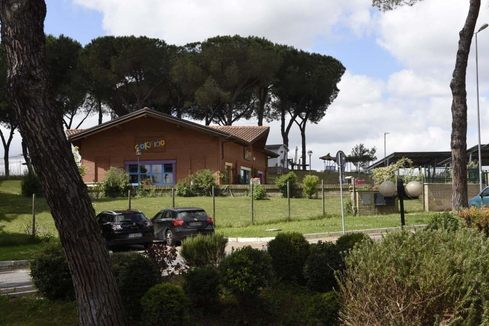 complesso residenziale roma nord