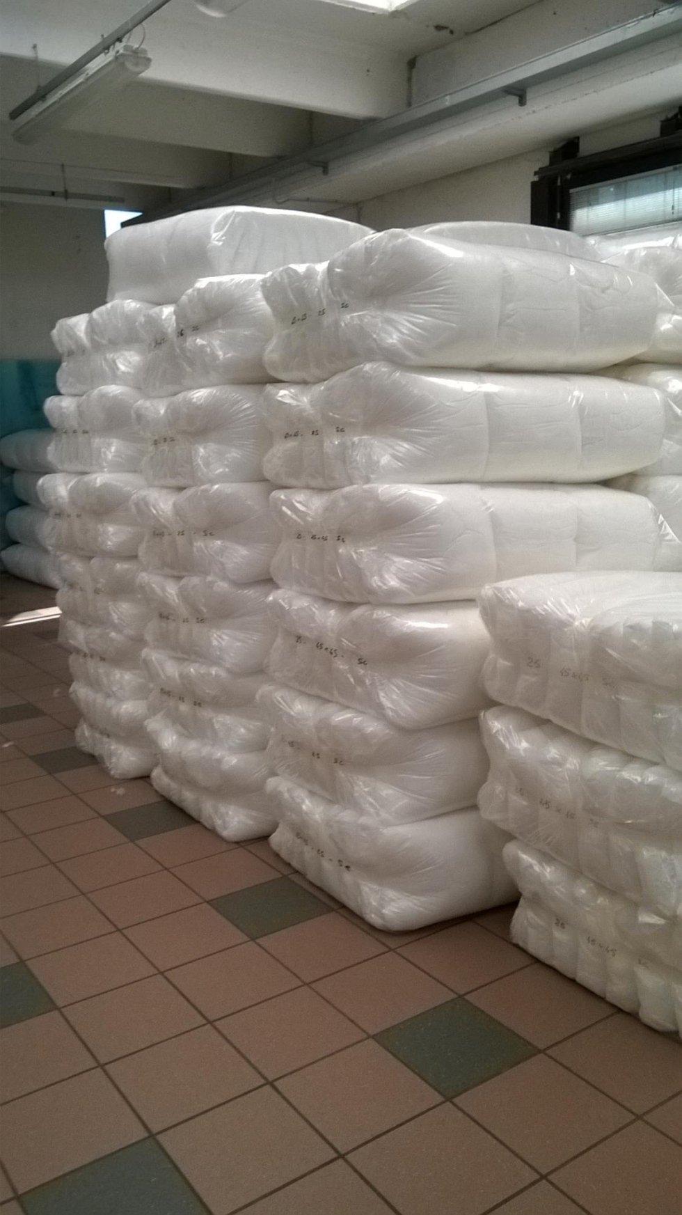 produzione cuscini
