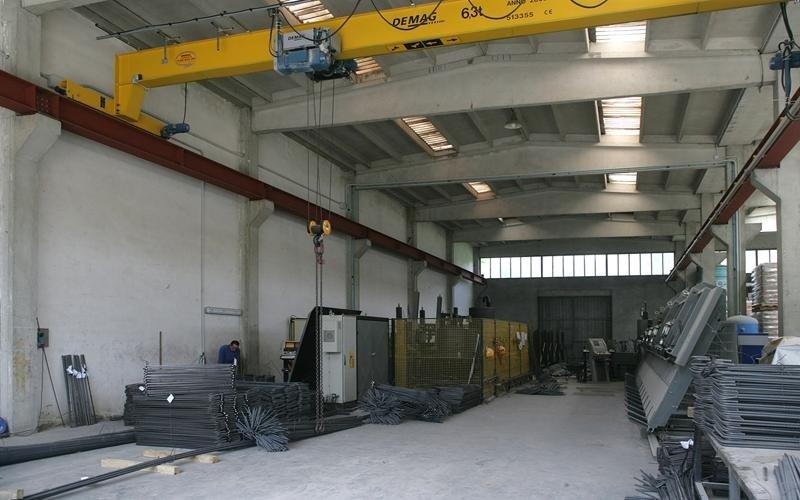 Lavorazione ferro su misura lavagna