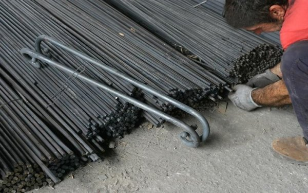 produzione tondi per cemento armato lavagna