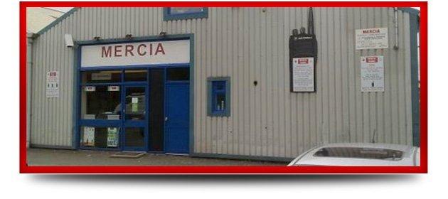Walkie talkie - Birmingham - Mercia Radio Telephones Ltd - MRT Building