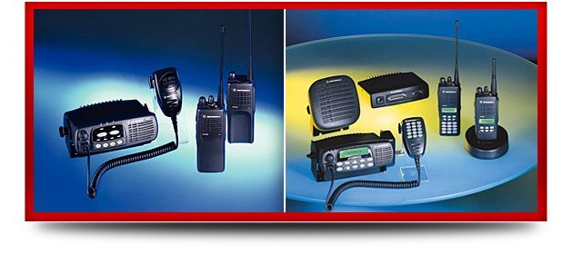 2 way radios - Oxford  - Mercia Radio Telephones Ltd - Radios