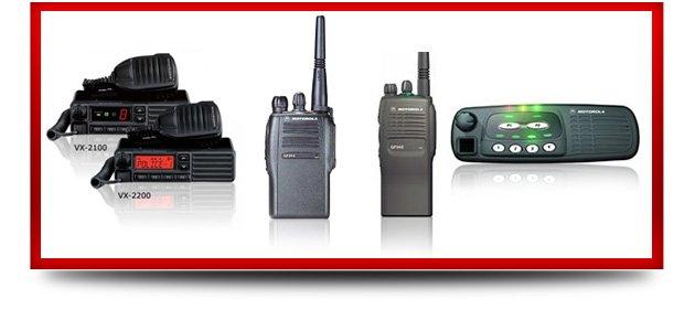 2 way radio - Oxford  - Mercia Radio Telephones Ltd - Portable radios