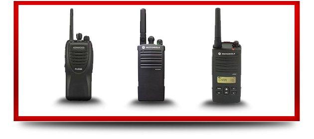 Portable radios - Bristol - Mercia Radio Telephones Ltd - Portable radios