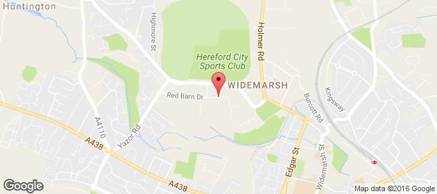Two way radio - Aberystwyth - Mercia Radio Telephones Ltd - Map