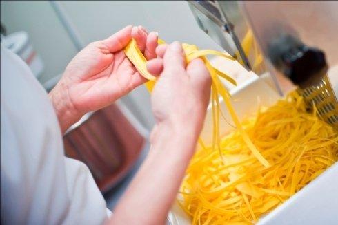 Pasta preparata artigianalmente